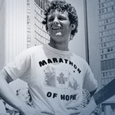 Momentum is the key word for 37th Terry Fox Run