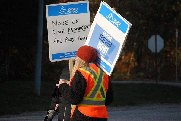Voting begins today for striking Ontario college faculty