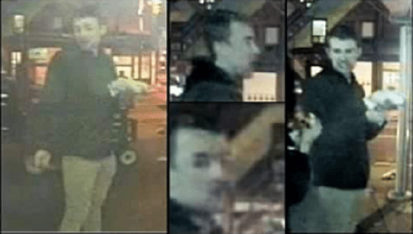 Toronto police release photos of male in connection to Tess Richey murder
