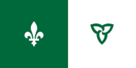 Co-creator of Franco-Ontarian flag passes away - My North