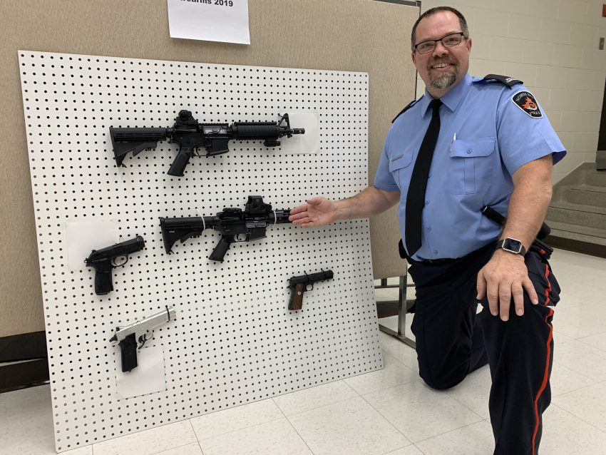 Use of imitation firearms rising in North Bay - My North Bay Now