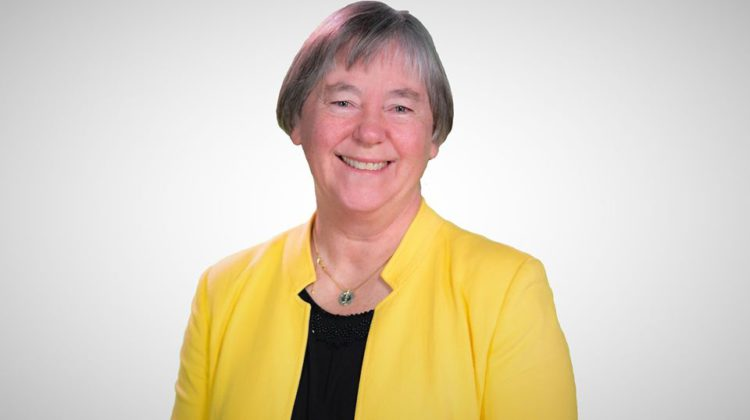 Canadian Minister of Seniors Deb Schulte